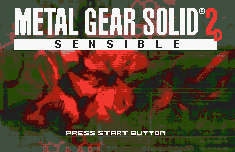 Thumbnail 1 for Metal Gear Solid 2: Sensible DEMO